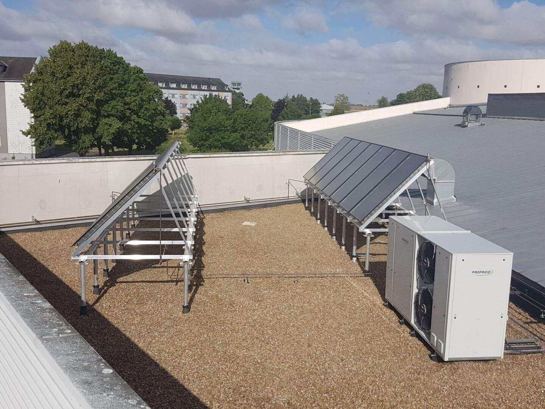 Rénovation énergetique - ministère des armées