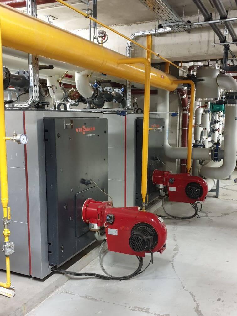 Base de Bricy 123 -Contrat de performance énergétique