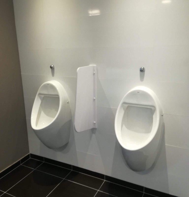 Sanitaire - PITCH CARRE DES ARTS